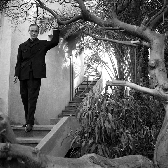 Photo: Marco Guerra, taken at Serge Lutens' Marrakesh villa. http://marcoguerrastudio.com/?projects=portraits