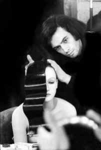 Serge Lutens, age 30, in 1972. Source: Le Monde Magazine.