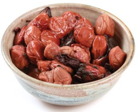 Ume plums or Umeboshi. Source: Hudson Valley Magazine, hvmag.com
