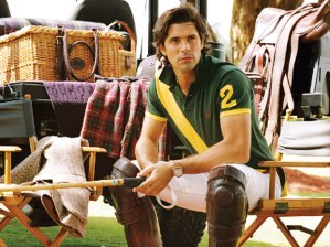 Argentinian polo player Nacho Figueras. Source: DailyMail.co.uk