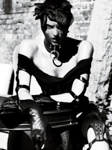 "Candice Swanepoel in ""Strict"" by Mert & Marcus for Interview Magazine September 2011."