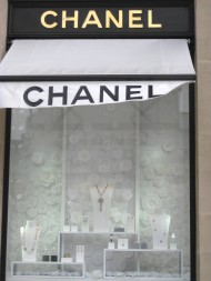 Chanel at Le Place Vendome.