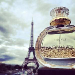 Hedonist. Source: Parfums Viktoria Minya on Facebook.