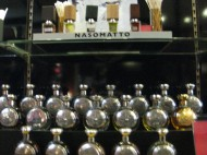 Nasomatto on top, Boadicea the Victorious on the bottom. So sorry about the picture quality!