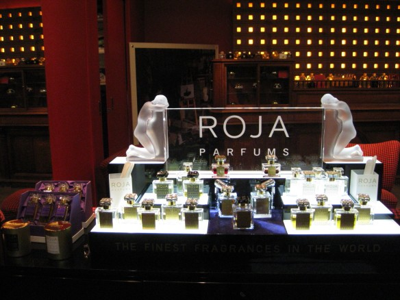Roja Dove, exclusively at Jovoy Paris.