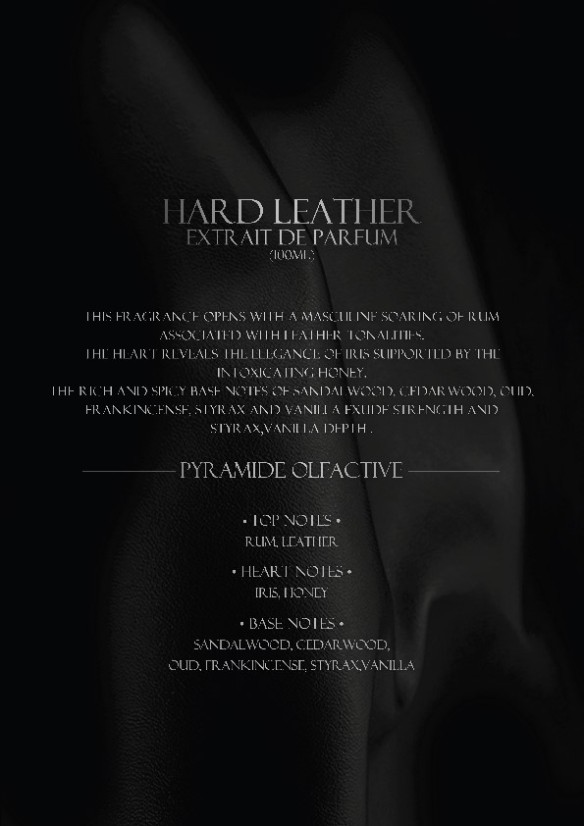 LM Parfums Hard Leather 2