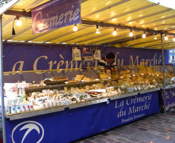 Paris Market Cheese and Cremerie