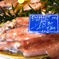 Paris Market Fishmonger 2