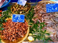Paris Market Fishmonger 3