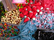 More street stall sweets.