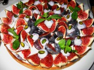 Fig Tart Sunday Night