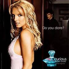 Britney's Curious perfume.