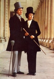 """Chopin and George Sand"" in the film, ""Notorious Woman."" Source: http://www.alanhoward.org.uk/notorious.htm"