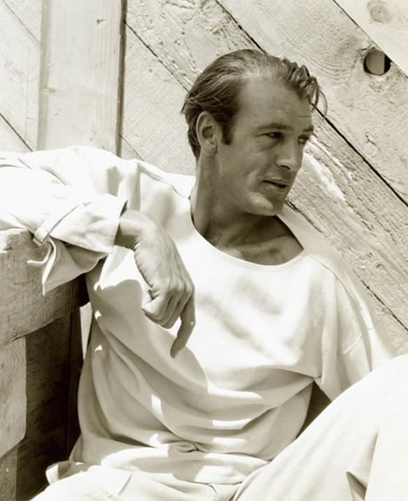 """Gary Cooper, """"A Man's Man"""" via thewildmagazine.com"""