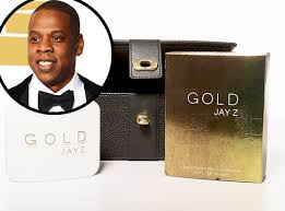 Jay Z & his Gold. Source: Eonline.com