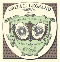 Oriza logo. Source: the Oriza L. Legrand website.