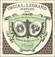 Oriza logo. Source: the Oriza L. Legrand website.