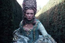 Tilda Swinton, Orlando. Source: moviemail.com