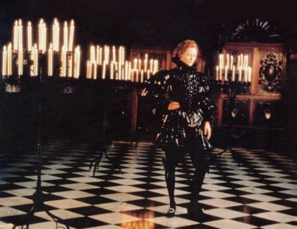 "Tilda Swinton as ""Orlando."" 1992, Sony pictures. Source: Cineplex.com"