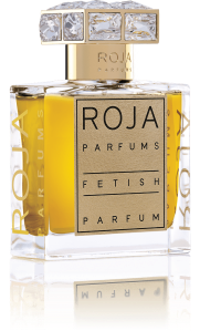 Fetish for women in pure parfum extrait.