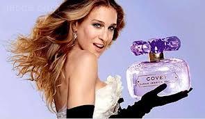 "Sarah Jessica Parker for ""Covet."" Source: Fragrantica"