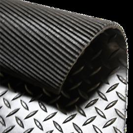 Black latex rubber via bodysolid.com