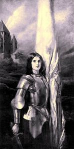 Joan of Arc. Source: cosmovisions.com