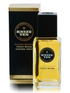 Knize Ten Gold Edition via Fragrantica.