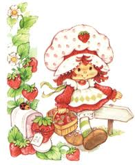 Strawberry Shortcake doll. Source: cakechooser.com