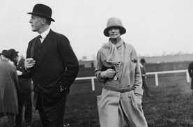 Chanel and the Duke of Westminister. Source: The New York Times.