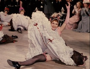 "Jean Renoir's ""French Cancan"" 1954. Source: blu-ray.com"