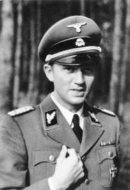 "General Walter Schellenberd, nicknamed ""Hitler's Spymaster"""