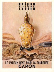 1957 Caron ad via HDprints.com