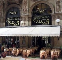 Zucca coffee shop, Milan on The Perfume Shrine, via the virtualtourist.com