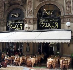 Zucca coffee shop, Milan on The Perfume Shrine, via the virtualtourist.com