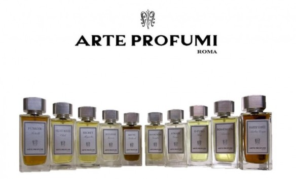 The Arte Profumi line. Source: Profumo.net
