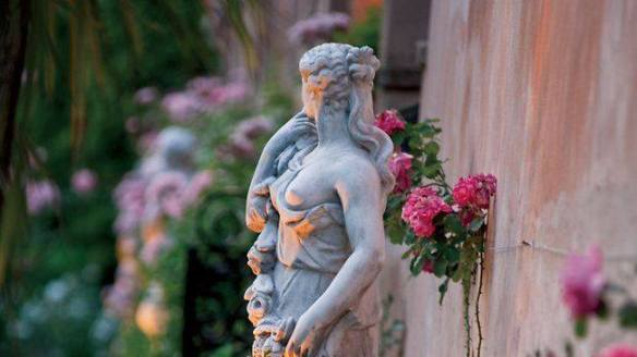 Casanova's Garden. Source: For The Love of Venice Facebook page.