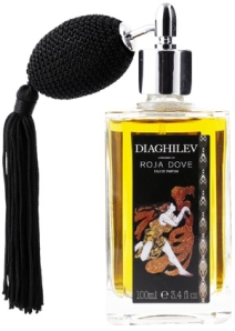 Diaghilev, the original EDT limited-edition bottle.