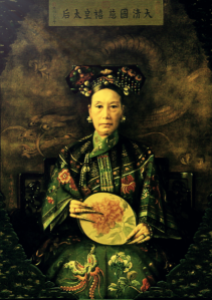 """A Western Portrait of China's Empress Dowager Cixi"" by Katherine Carl, 1903. Source: Wikipedia"