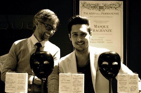Masque Milano founders. Source: their website.