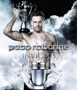 Paco Rabanne 2013 Invictus Ad.