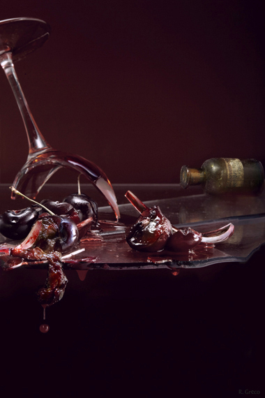 """""""Bloody Wood"""" for the perfume house, Les Liquides Imaginaires"""