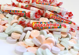 Smarties. Source: imgarcade.com