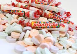 Smarties. Source: imgarcade.com