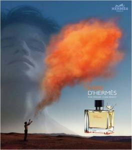 Terre d'Hermès ad. Source: Parfumo.net