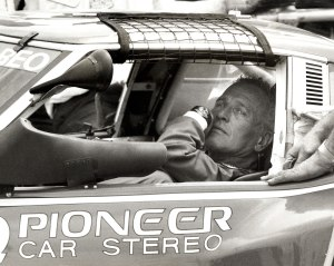 Paul Newman in his racing days. Photo: rolexblog.blogspot.com